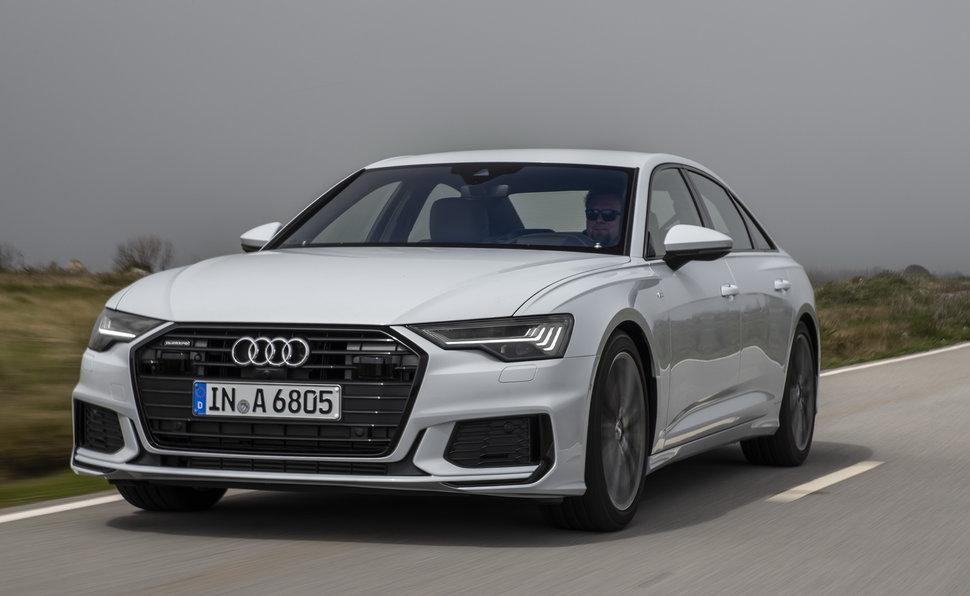 Audi A6 – Recensione Ferdinando Masciotta